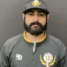Julian Gutierrez 13u Black Head Coach